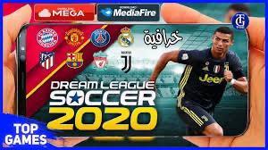 تحميل لعبه دريم ليج ٢٠٢٠ Dream League Soccer 2020 اخر اصدار