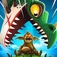 تحميل لعبة hungry dragon للاندرويد برابط واحد مجاني