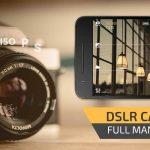تحميل تطبيق manual camera dslr للتصوير الاحترافي بهاتفك الاندرويد