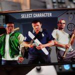 تحميل غراند 5 للموبايل الاصدار الرسمي ب3 شخصيات