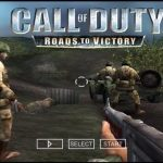 تحميل Call of Duty: Roads to Victory للاندرويد psp بحجم صغير